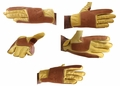 Pakula Leather Heavy Tackle Leader Glove's