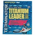 Terminator Titanium Single Strand Leader