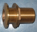 Groco Bronze Thru-Hull 2 1/2in