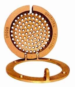 Groco Round Strainers (RSC series)