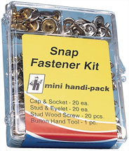 Handi-Man Marine Snap Fastener Kit Mfg# MK-802