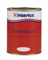 Interlux Interdeck Topside No-Skid Paint - MFG#YJB000/Q - White