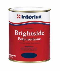 Interlux Brightside Polyurethane Topside Paint - MFG#4316 - Dark Blue
