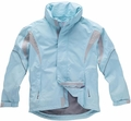 IN10JW Inshore Women's Lite Jacket: Sky Blue - Graphite