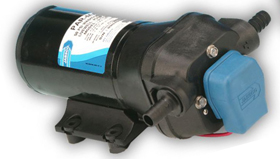 Jabsco 12V, 50 PSI Washdown Pump 4.3 GPM - 31700-0092