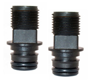 "Jabsco Port Kit 1/2"" Threaded"