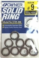 Owner Solid Kite Ring (8-Pack) -Mfg#5195-906