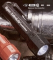 Black Super SabreLite Submersible Flashlight