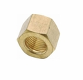ACR Yellow Brass Compression Nut Fittings