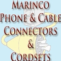 Marinco Phone and Cable TV Connectors and Cordsets