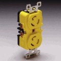 Marinco 4700CR Duplex Receptacle