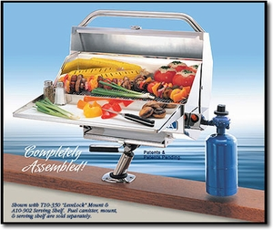 Magma A10-918-2 Newport 2 Gas Barbeque Grill
