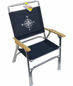 Marpac Offshore High Back Yacht Chair (MFG#7-0006)