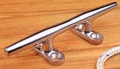 "4"" Stainless Open Base Cleat"