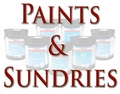 Paints & Sundries