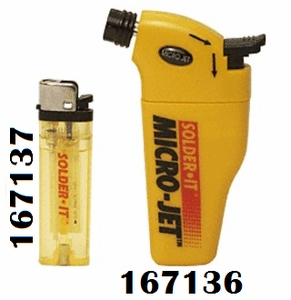 Micro-Jet Portable Butane Torch Mfg# MJ300