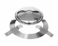 Replacement Radiant Plate/Dome for Magma Combination Gas and Stove  10-665