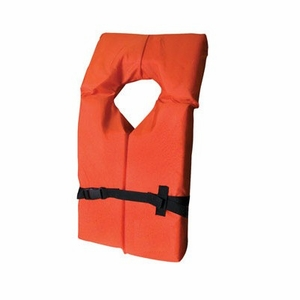 SafeGuard Standard Yoke Vest Adult, (Over 90LB) -MFG#AK-1