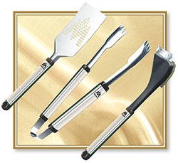 Professional Grill Utensils  A10-286