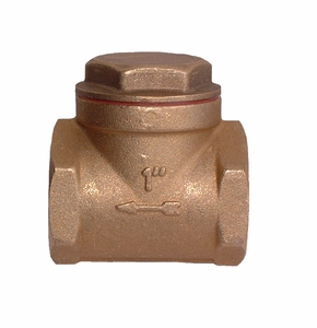 ACR Empire Bronze Swing Check Valves