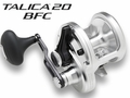 Shimano Talica 20 BFC Lever Drag Conventional Reel -Mfg#TAC20BFC