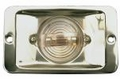 Sea-Dog Flush Transom Light - Rectangular - 400136
