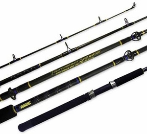 Ande Jigging Rod's Conventional
