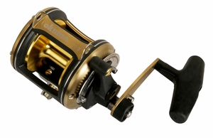 Okuma Solterra Lever Drag 15, 20, 30, & 50 Single Speed
