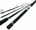 Okuma Nomad Travel Spinning Rod's