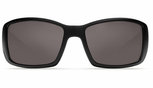 Costa 580 Blackfin Sunglasses: Black / Gray - MFG#BL-11-OGP