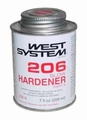 West Systems Slow Hardener 206-A (.44 PT)