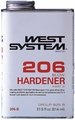 West Systems Slow Hardener 206-B (.86 QT)