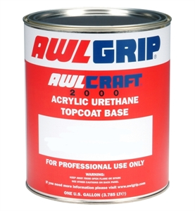 AwlCraft 2000 Topcoat -Clear -MFG#F3029Q