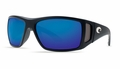 Costa Bomba Sunglasses: Black / Blue Mirror - MFG#MB-11-BMGLP