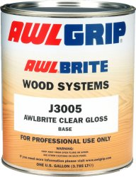 AwlGrip  Awl-Brite  Clear Urethane Base - MFG#J3005