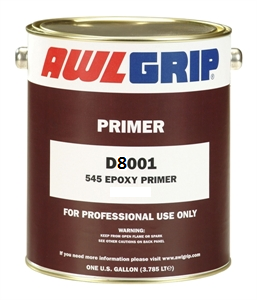 AwlGrip 545 Epoxy Primer -White Base -MFG#D8001