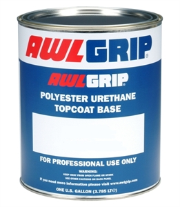 AwlGrip Topcoat Polyester Urethane -Aristo Blue -MFG#G5003Q