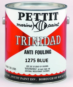 Pettit Trinidad Antifouling Paint -Blue Quart (MFG#1275GL)