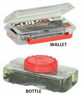 Plano Liqua-Bait Locker Wallet & Bottle
