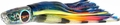 BB Costa Rican Plunger Blue/Yellow/Rainbow
