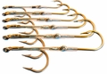 R & S Stainless 180 Degree Double Big Game J Hook Rig's