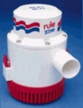 Rule 3700 Submersible Bilge Pump, 12 Volt, Model 14A