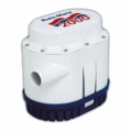 Rule-Mate Automatic Bilge Pump 2000GPH - RM-2000 12V&24V