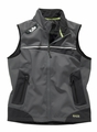 RC005 Race Collection Vest: Graphite - Silver