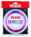 Yozuri HD Flourocarbon Leader -Disappearing Pink