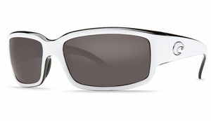 Costa Caballito 580 Sunglasses: White / Grey - MFG#CL-30-OGP