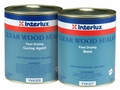 Interlux Clear wood Sealer - MFG#1026Q - Clear