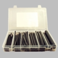 Heat-Shrink Kit 100 Pcs No Adhesive