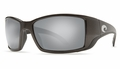 Costa 580 Blackfin Sunglasses: Gunmetal / Silver Mirror - MFG#BL-22-OSCGLP