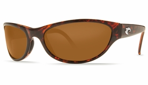 Costa Triple Tail Sunglasses: Tortoise / Amber - MFG#TT-10-DAP